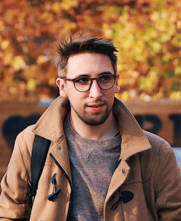 Portrait von Tobias Kluge